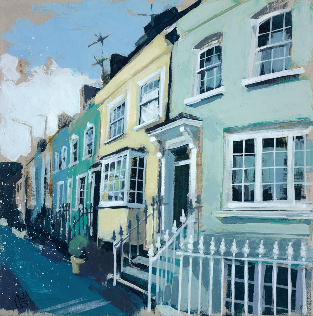 Afternoon in Chelsea (Study II)